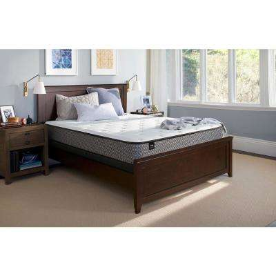 Response Essentials 11.5 in. Twin Plush Faux Euro Top Mattress