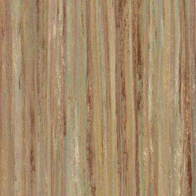 Oxidized Copper 9.8 mm Thick x 11.81 in. Wide x 35.43 in. Length Laminate Flooring (20.34 sq. ft. / case)