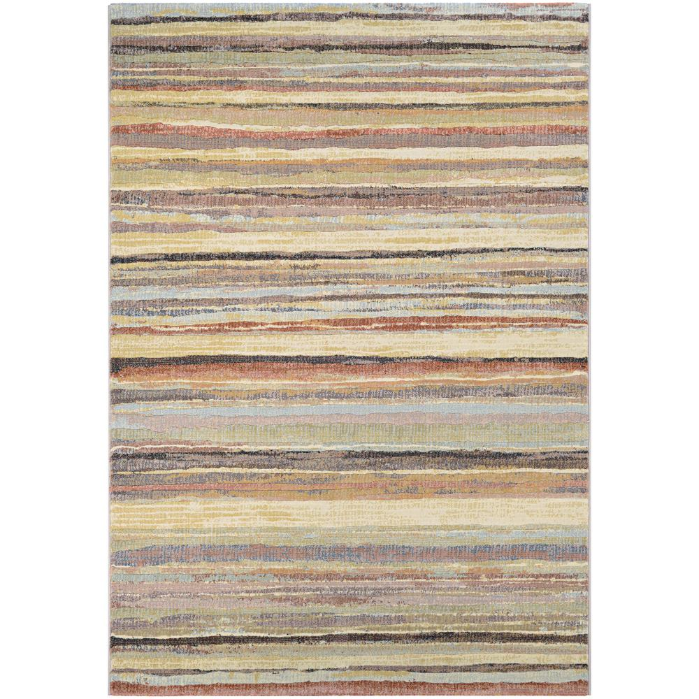 Plush Dusk Rug: Mohawk Home Rainbow Dusk 5 Ft. X 8 Ft. Area Rug-521448