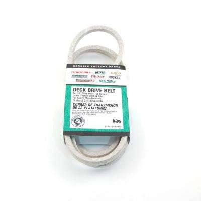 38 in. Deck Belt for 2005 and Later Lawn Tractors