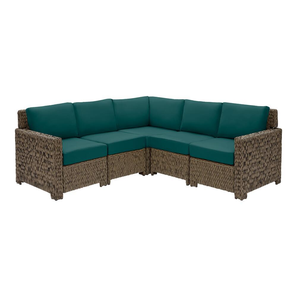 Brown Wicker Outdoor Product Image