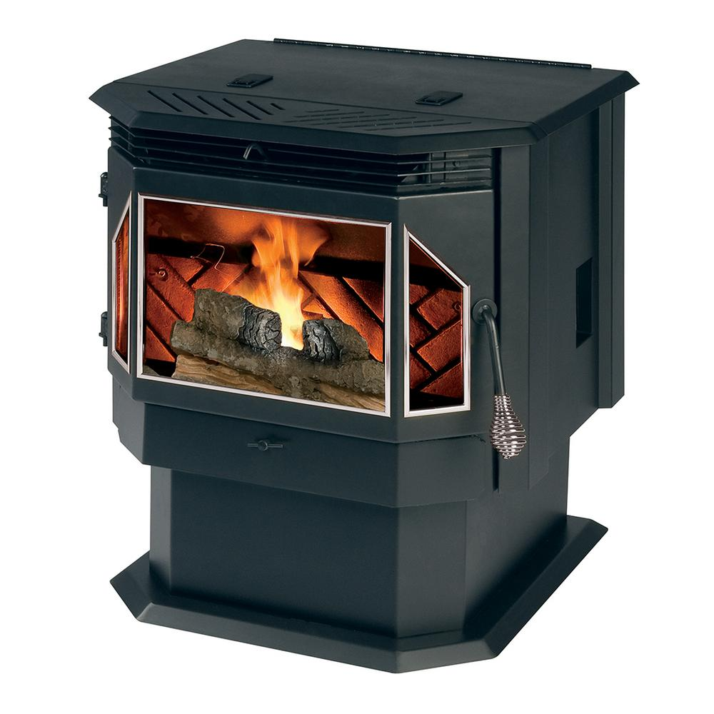 Evolution 2,000 sq. ft. Pellet Stove