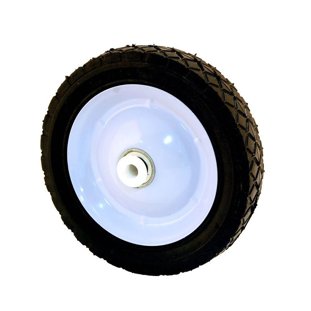 7 in. Steel Wheel