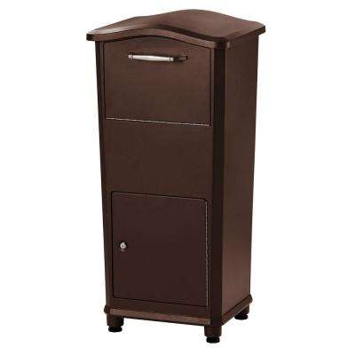 Elephantrunk Parcel Drop Box in Oil-Rubbed Bronze