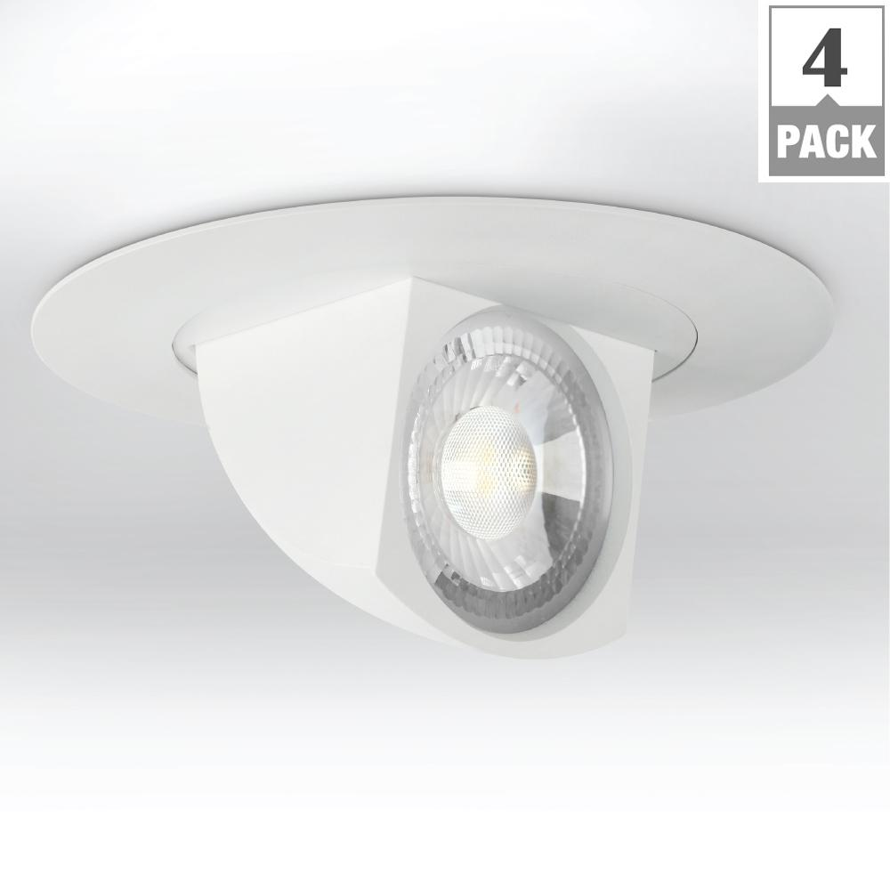 75W Equivalent Warm White 5/6 in. E26 Retrofit Dimmable LED Directional