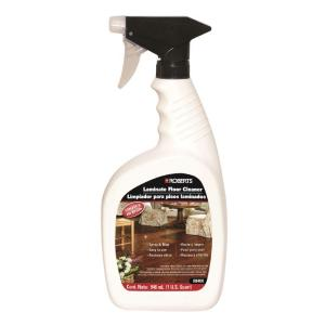 Laminate And Wood Floor Cleaner Spray Bottle
