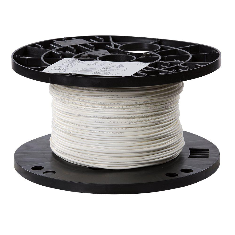 southwire 500 ft 14 white stranded cu xhhw wire 37092471 the home