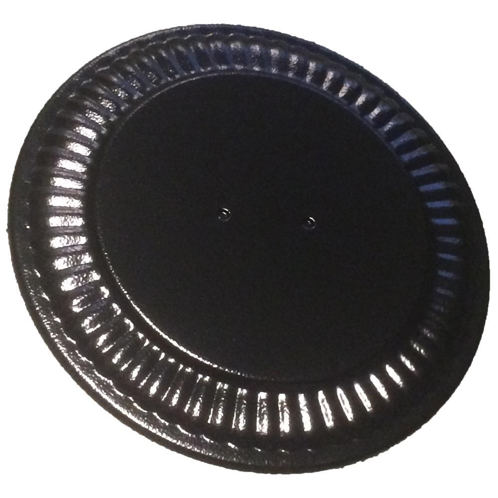 Adjustable 24-Gauge Black Stove  sc 1 st  Home Depot & Speedi-Products 6 in. to 8 in. Adjustable 24-Gauge Black Stove Pipe ...