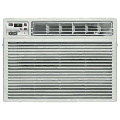 115-Volt Electronic Heat/Cool Room Window Air Conditioner