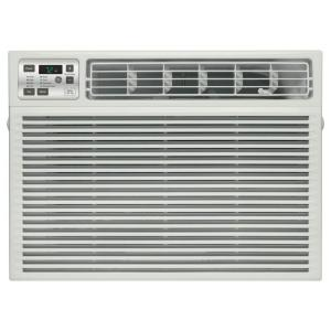 GE 8,000 BTU 115-Volt Electronic Heat/Cool Room Window Air Conditioner