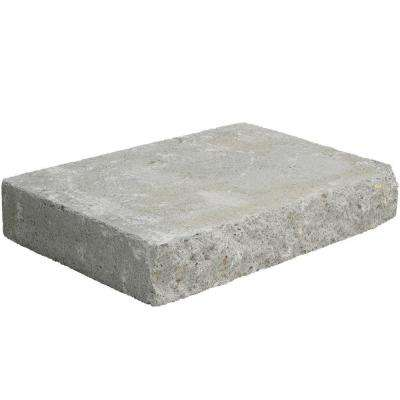 2 in. x 12 in. x 8 in. Pewter Concrete Wall Cap