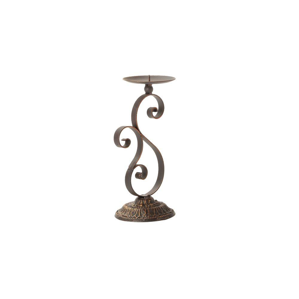 Yosemite Home Decor Accent Candle Holder-YACCE-Y14560 - The Home Depot