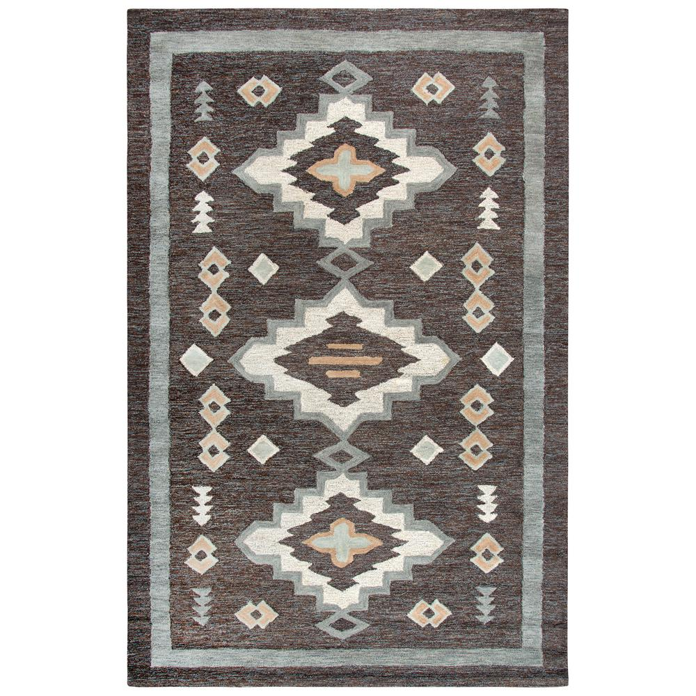 Rizzy Home Mesa Multicolor 5 Ft. X 8 Ft. Native American