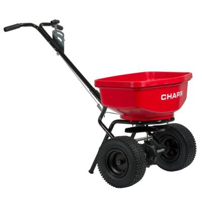 80 lbs. Capacity Contractor Turf Spreader