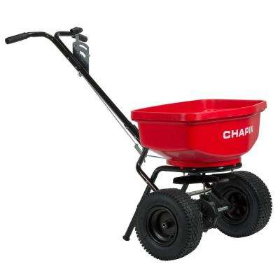 80 lb. Capacity Contractor Turf Spreader