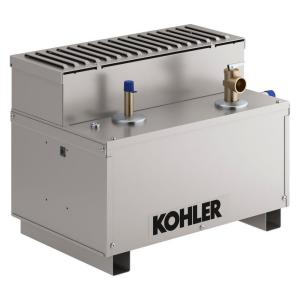 Kohler Invigoration 13kW Steam Bath Generator by KOHLER