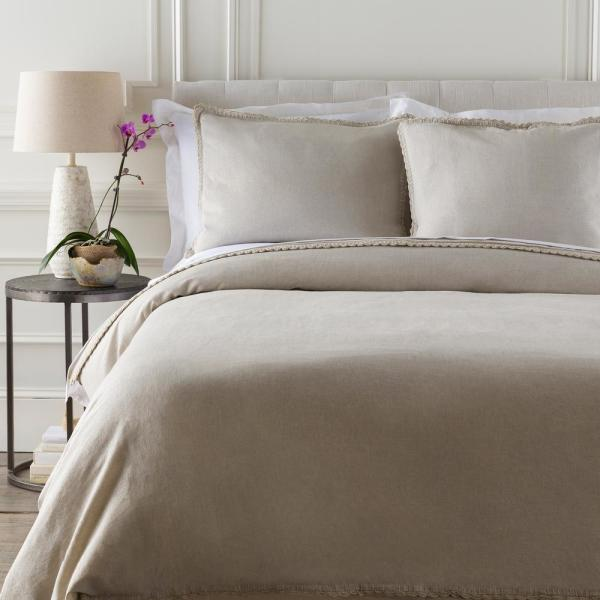 Artistic Weavers Sonja Light Gray Full/Queen Duvet Set S00151052395