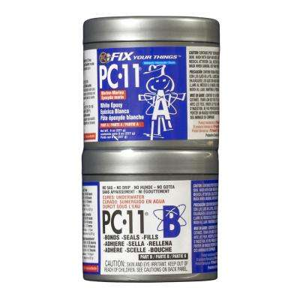 PC-11 1/2 lb. Paste Epoxy