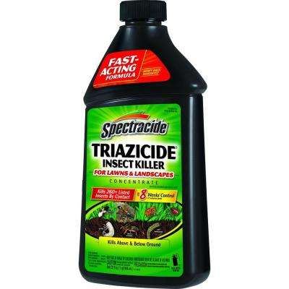 Triazicide 32 fl. oz. Concentrate Lawn Insect Killer