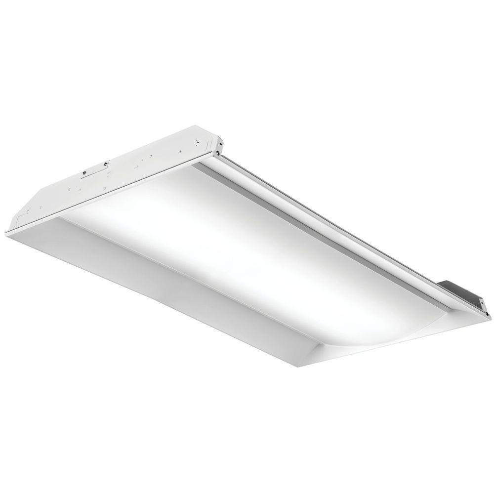 2FSL4 40L EZ1 LP840 4 ft. White LED Architectural Troffer