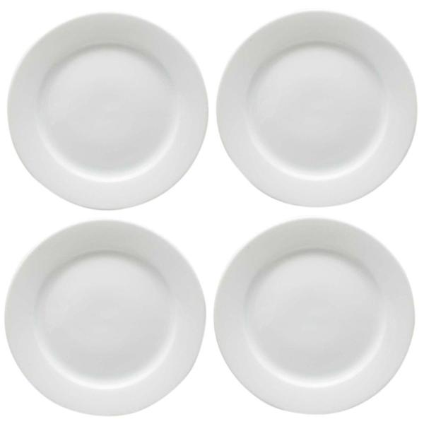 Tag Whiteware Dinner Plate (Set of 4)