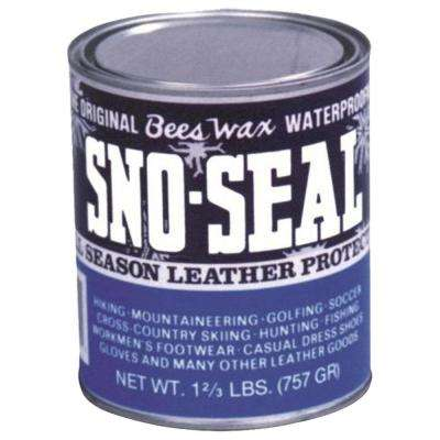 Sno-Seal Original 1 Qt. Waterproofing Beeswax for Leather