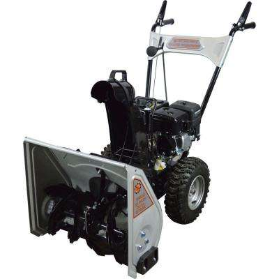 21 in. 2-Stage Gas Snow Blower with 212cc Engine
