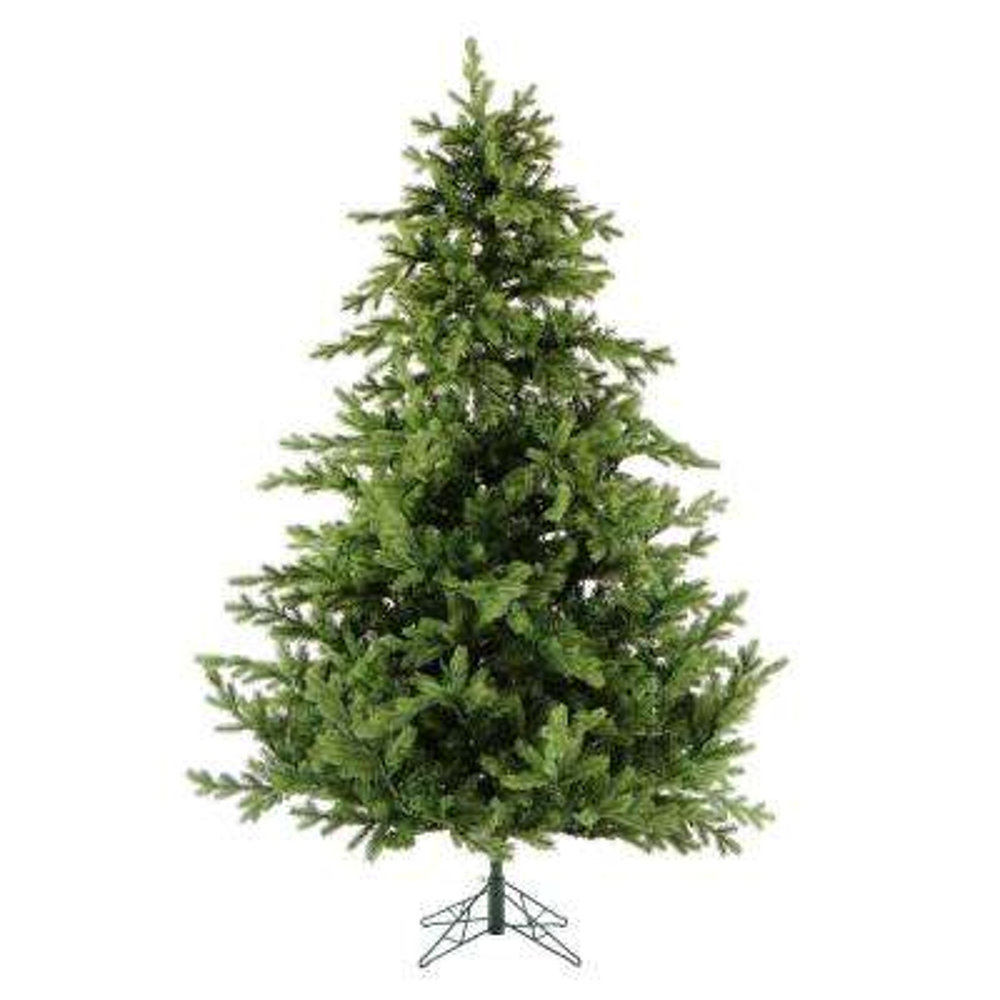 12.0 ft. Unlit Foxtail Pine Artificial Christmas Tree