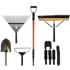 The Handler System Lawn and Garden 5-Pc Tool Set Deals