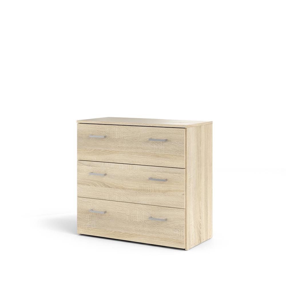 Tvilum Tvilum Space 3-Drawer Oak Structure Chest