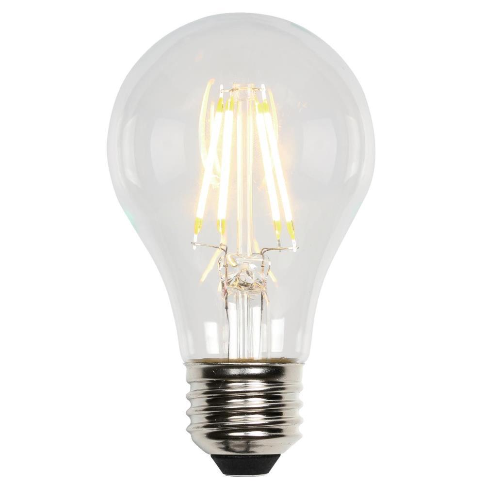 Westinghouse 40w Equivalent Amber St20 Dimmable Filament: Westinghouse 40W Equivalent Soft White A19 Dimmable