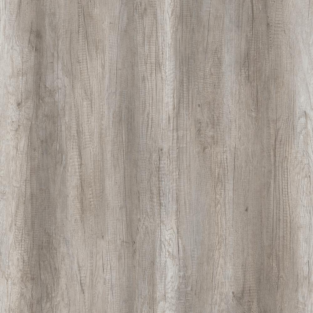 Botanicals Country Oak Light 7.1 in. W x 48 in. L Luxury Click-Lock Vinyl Plank Flooring (28.42 sq. ft./case)