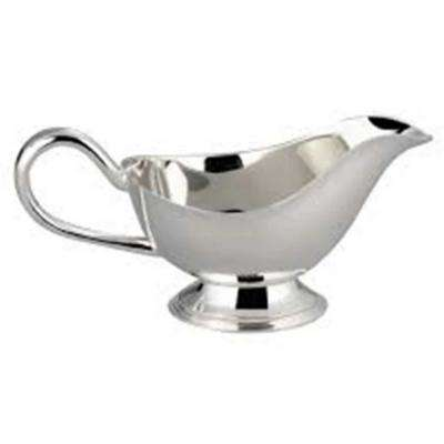 Silver Plated Gravy Boat