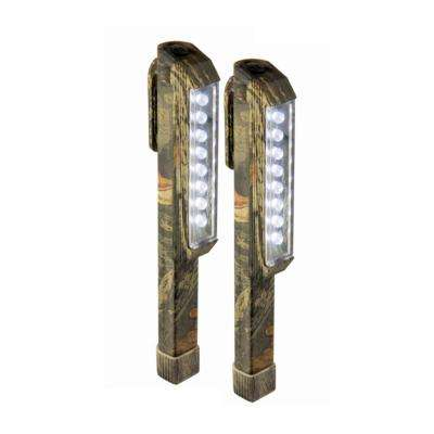 100-Lumen Larry Pocket WorkBrite LED Flashlight in Camo (2-Pack)