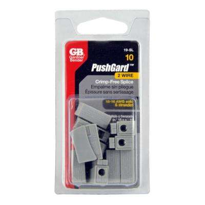 Push-Gard Push-In Splice Connector (10-Pack)