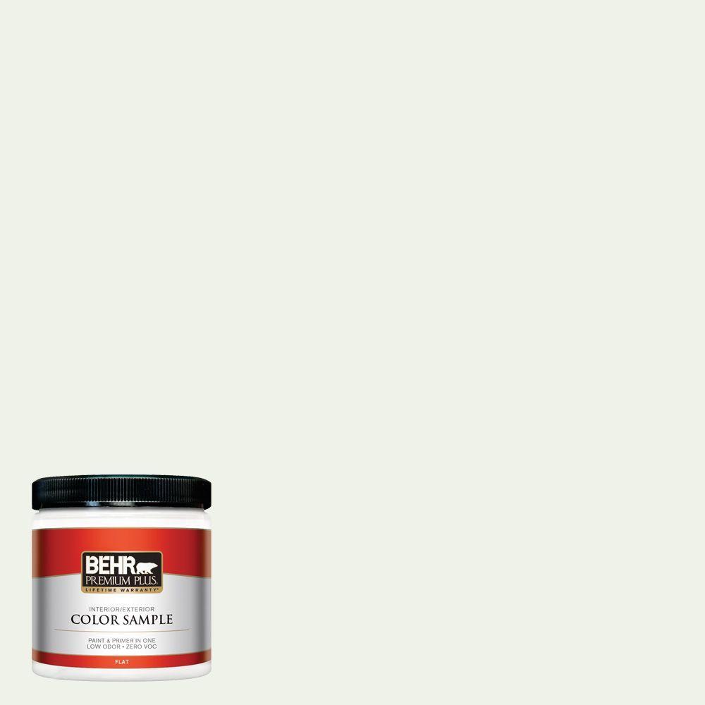 8 oz. #M370-1 Fresh Dew Interior/Exterior Paint Sample