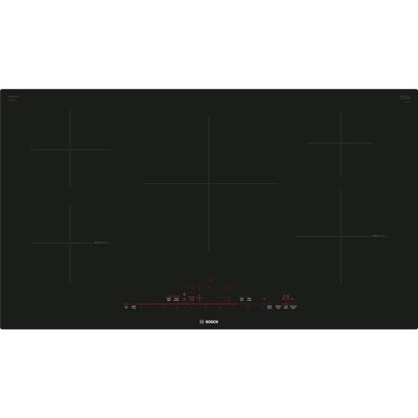 800 Series 36 in. Induction Cooktop in Black with 5 Elements