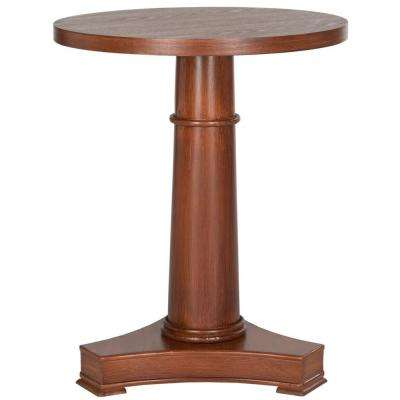 Tanner Brown End Table