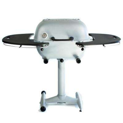 PK Grills PK360 Grill and Smoker in Silver