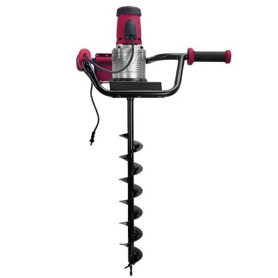 1200-Watt 1.6 HP Electric Earth Auger Post Hole Digger with 4 in. Auger Bit