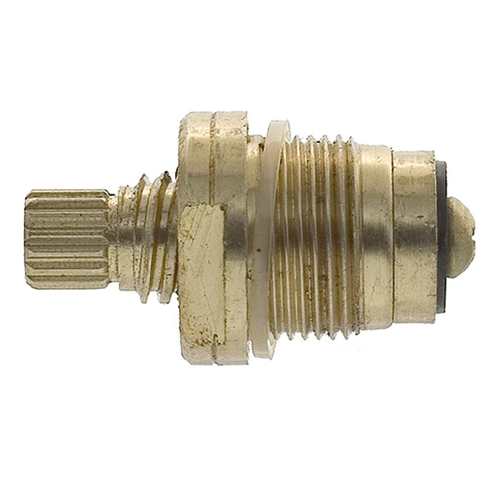 1C-7C Cold Stem for Central Brass Faucets in Brass