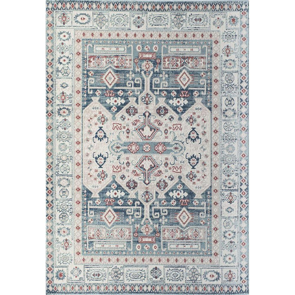 Rugs America Gabriel Cypress Koti Red 5 Ft X 7 Ft Area Rug Ra29423 The Home Depot