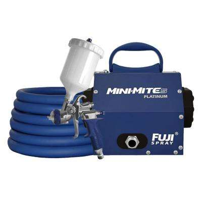 Mini-Mite 5 Platinum - T75G Gravity HVLP Spray System