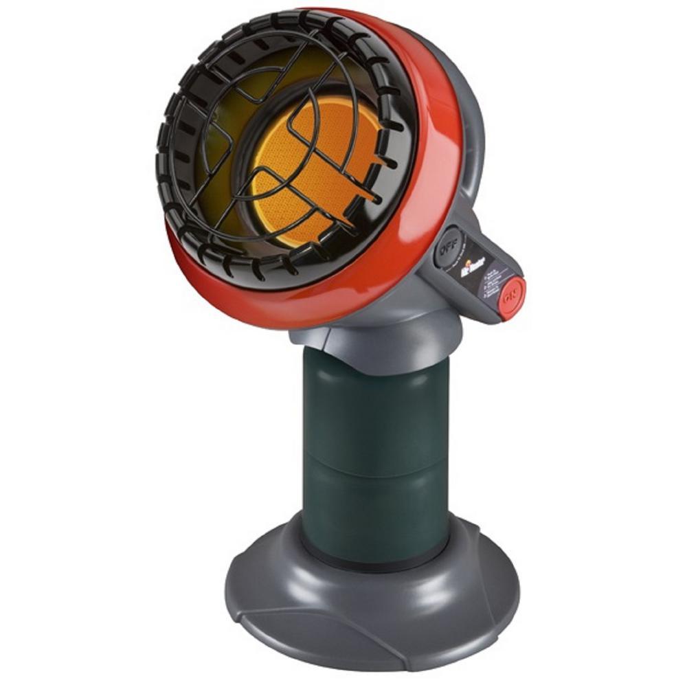 Mr. Heater 3,800 BTU Little Buddy Radiant Propane Space Heater