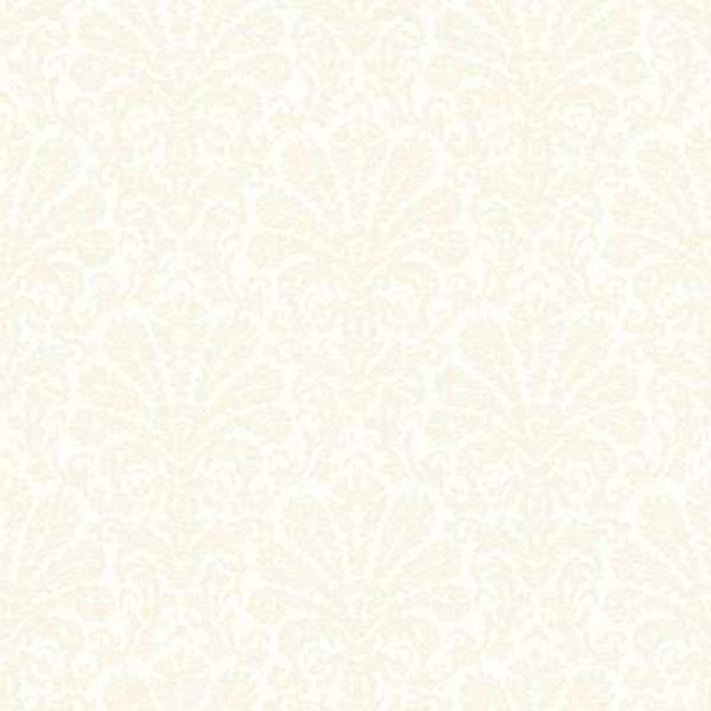 Seascape Grey Damask Wallpaper Sample