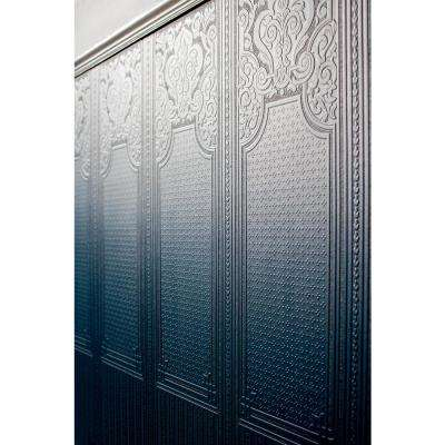 Oriental Paintable Dado Wallpaper