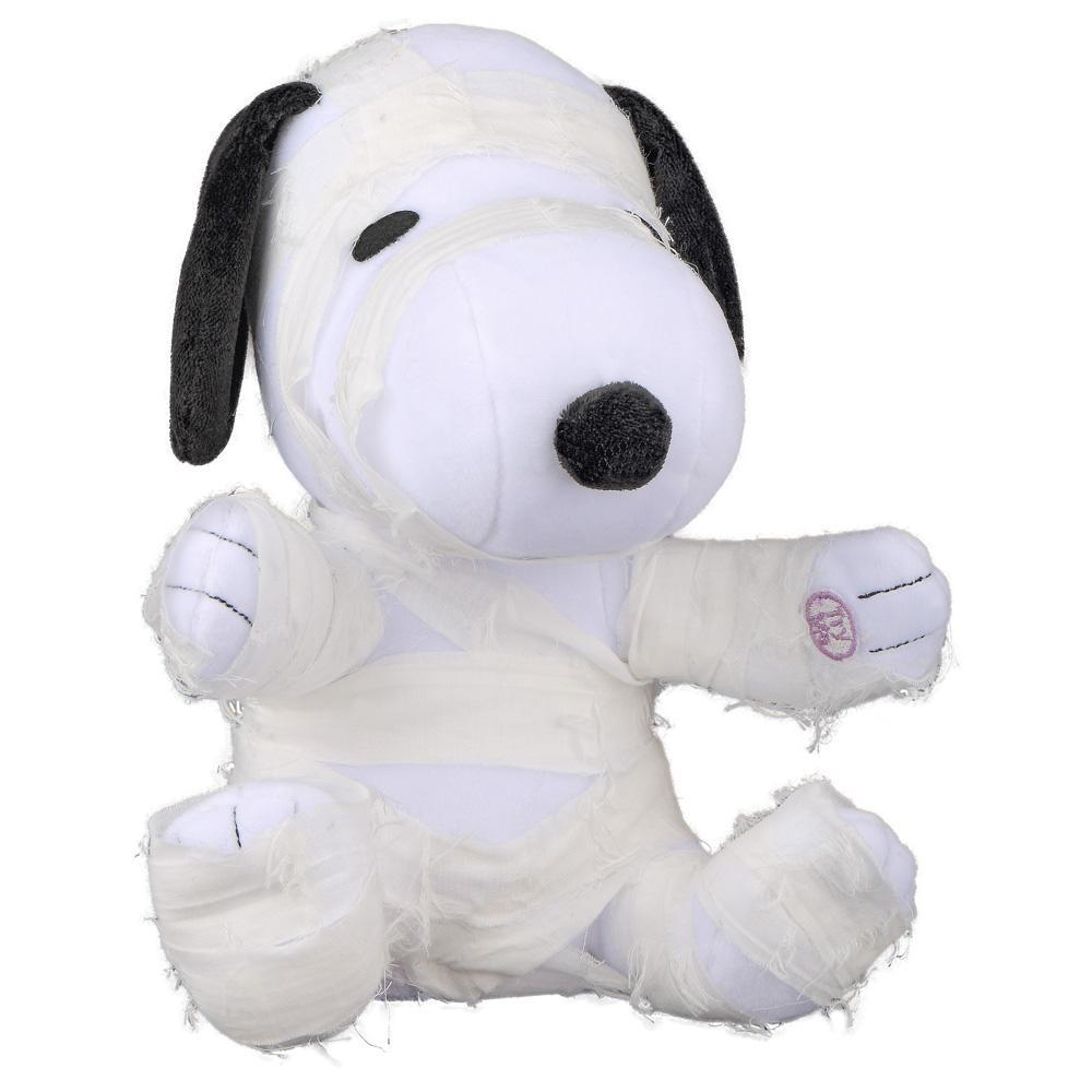 9 in. Wiggle Giggle Animated Plush-Snoopy Mummy Peanuts