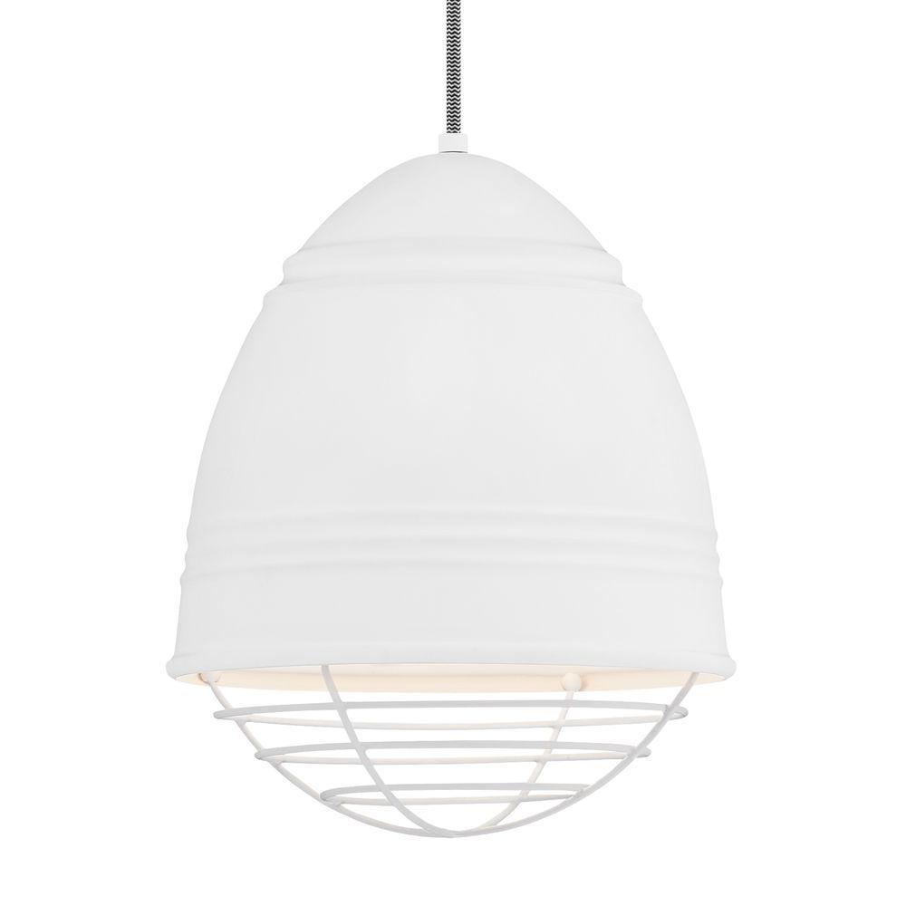 the lighting loft. LBL Lighting Loft White LED Line-Voltage Pendant The