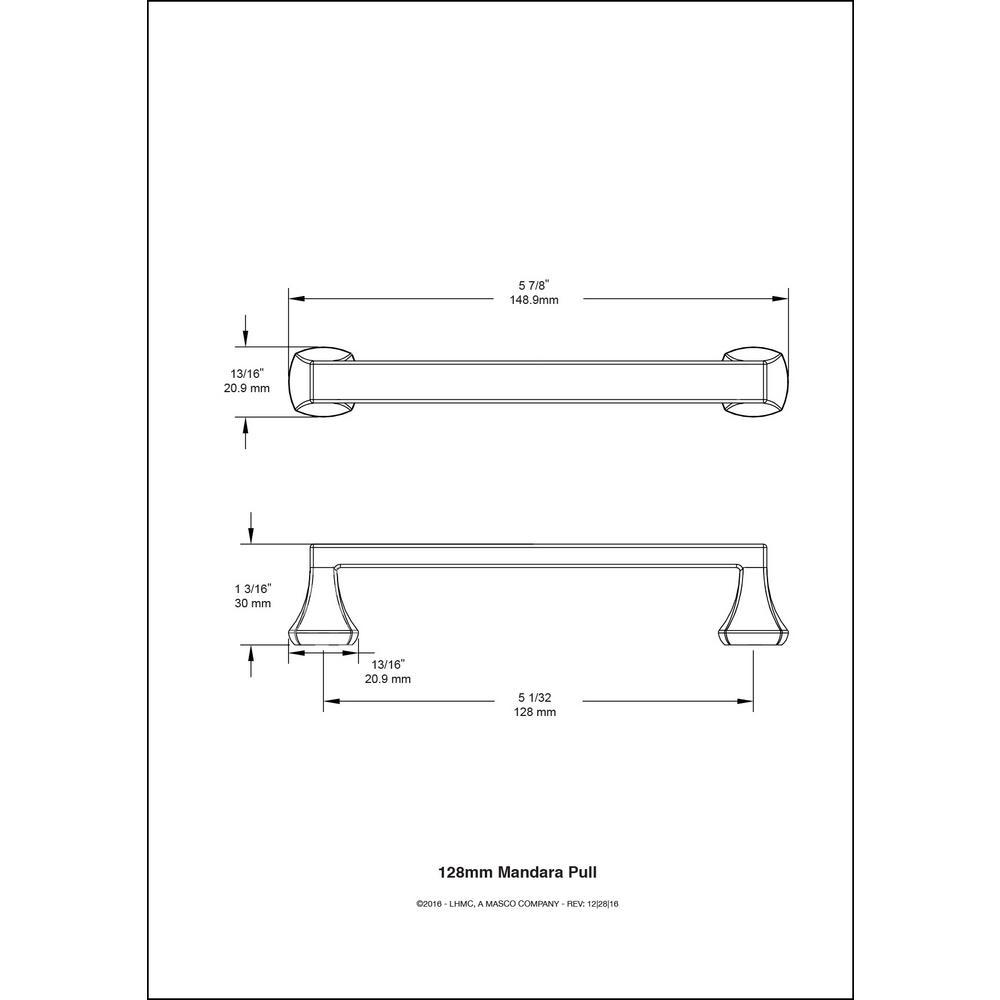 Monroe L50156 Testa Barra DAccoppiamento