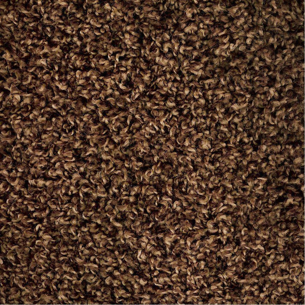 Simply Seamless Paddington Square Mocha 24 in. x 24 in. Residential Carpet Tile (10 Tiles/Case)